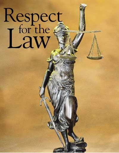 obeying the law essay Essay on obedience: meaning, importance, and types category: essays, paragraphs and articles on april 27 obeying the law.